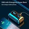 TWS Wireless Earphones Bluetooth Earphones 5 0 8D Bass Stereo waterproof Earbuds Handsfree Headset With Microphone Charging Case discount