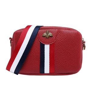 Image 5 - أنثى عادية مستطيل الشكل حقيبة صغيرة محمولة حقيبة بكتف واحد بو الجلود الهاتف عملة حقيبة الاتجاه الجديد حقيبة يد Crossbody