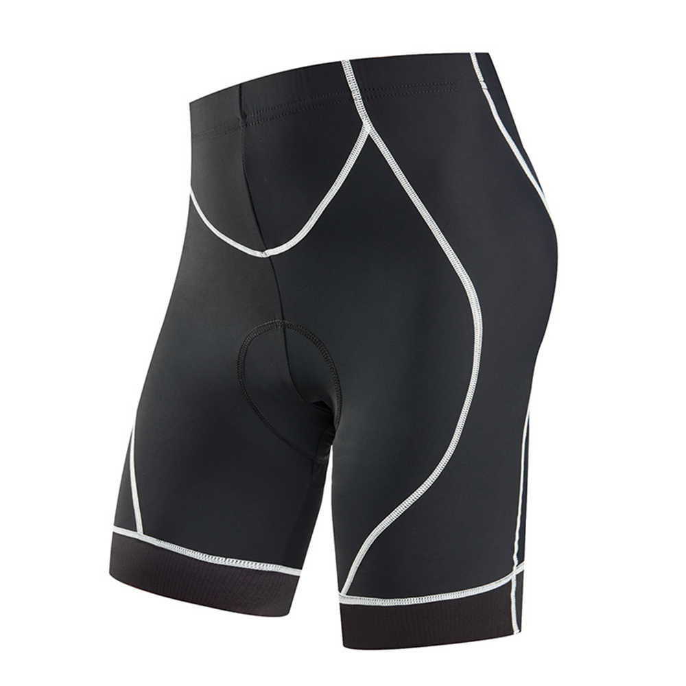 5D Gel Padded Lycra Cycling Shorts Bicycle Bike Breathable Quick Dry MTB Pants