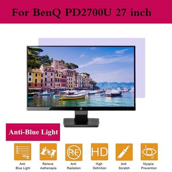 For BenQ PD2700U 27 inch monitor display protector Screen Protector Non-Glare Ultra-Clear Anti-Blue Light monitor accessories фото