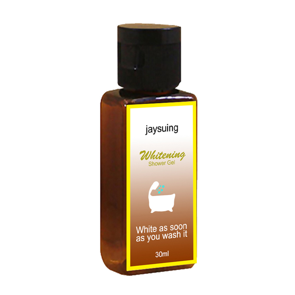 30ml Bathroom Washing Deep Clean Smooth Hotel Skin Exfoliate Portable Oil Control Shower Gel Volcanic Mud Home Fast Whitening