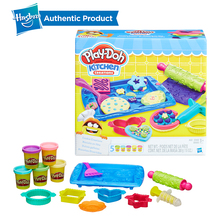Hasbro Play-Doh Kitchen Creations Cookie Play Doh Non-Toxic Clay Set Educational Toys Soft Modeling DIY