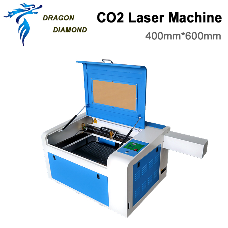 CO2 Laser Engraving  Machine LZ-M46B Co2 Stamp Engraving Machine With Lifting Table