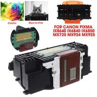 LEORY For Canon Pixma iX8640 iX6840 iX6850 MX725 MX924 MX925 Printhead Printer Print Head QY6 0086 000 Printer Parts Accessories