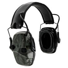 Sightlines Gel ear pads Electronic Shooting Earmuffs Noise reduction sound amplificati hunting Ear protection tactical Headset 1436 foldable noise noise reduction ear protection earmuffs sleep study mute the headphones sound industrial plants