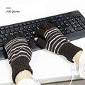 Перчатки с подогревом USB  зимние теплые перчатки с электрическим подогревом