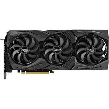 Видеокарта Asus PCI-E ROG-STRIX-RTX2080TI-O11G-GAMING NV RTX2080Ti 11264Mb 352b GDDR6 1680/14000/HDM