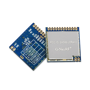 Image 4 - Módulo LoRa inalámbrico de RF de largo alcance, módulo LoRa1276 con certificado FCC de 868MHz, 915MHz, 100mW, sx1276, 2 unids/lote