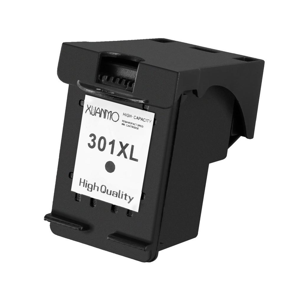 For <font><b>HP</b></font> <font><b>301</b></font> Replacement Ink Cartridge Inkjet Printer Cartridges For Deskjet 1050A Printer Water Resistant Easy to Use Non-OEM image