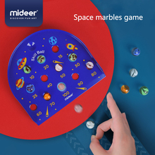 MiDeer Baby Classic Toys Glass Marbles 6Y+ Intelligence Skill Space Ball Coordination kids Education Games