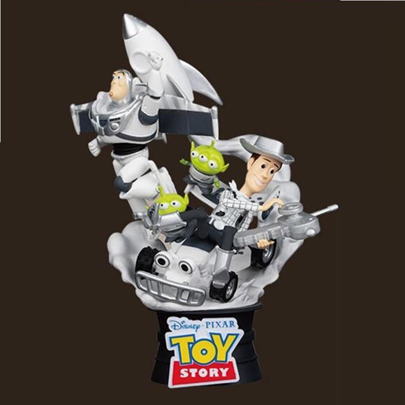 Disney le cauchemar avant noël Jack Skellington modèle d'animation GK figurine d'action Collection modèle jouet M4652