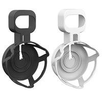 Wand Steckdose Montieren Stehen Für HomePod mini Smart Lautsprecher Portable Storage Rack Lautsprecher Halter Aufhänger Nur Für UK/EU stecker Adapter