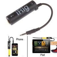 Guitar Interface I-Rig Converter Replacement Guitar for Phone Guitar audio interface Guitar tuner Guitar line irig converter