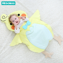 Medoboo Envelope for Discharge Newborns Cocoon Baby Sleeping Bag Maternity Hospital Kit Hunters in a Stroller