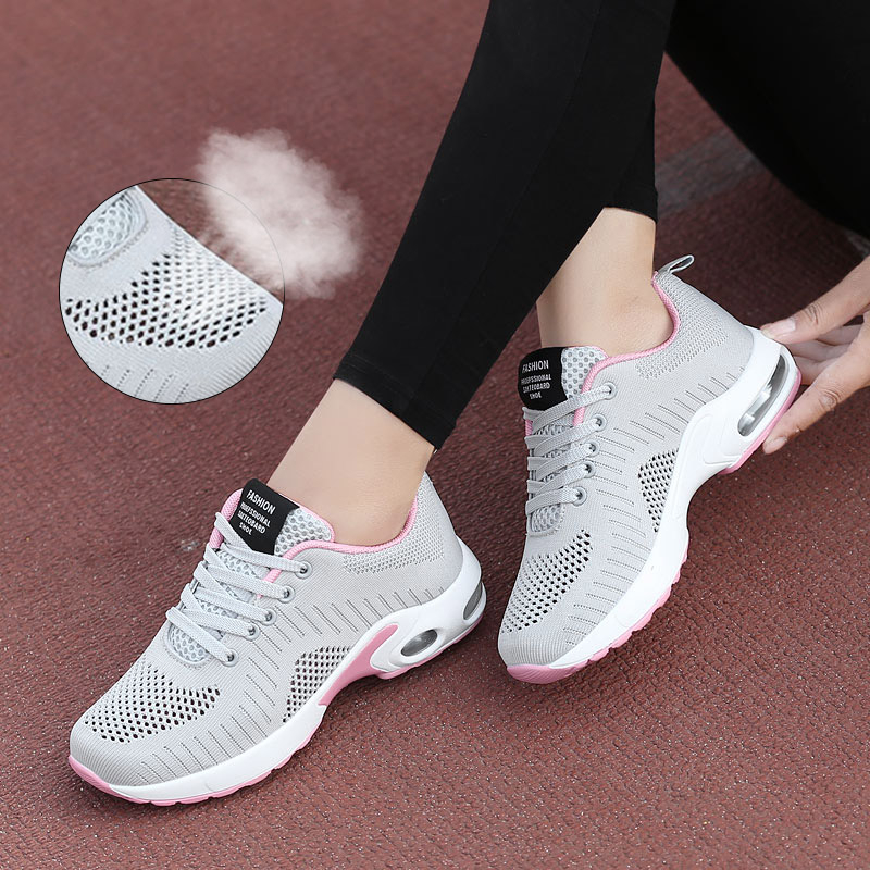 FLARUT Tenis Feminino 2019 New Autumn Women Tennis Shoes Comfort Sport Shoes Women Fitness Sneakers Athletic Shoes Gym Footwear