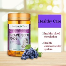 Australia Healthy Care Grape Seed Extract for Women Beauty Skin Care Capillaries