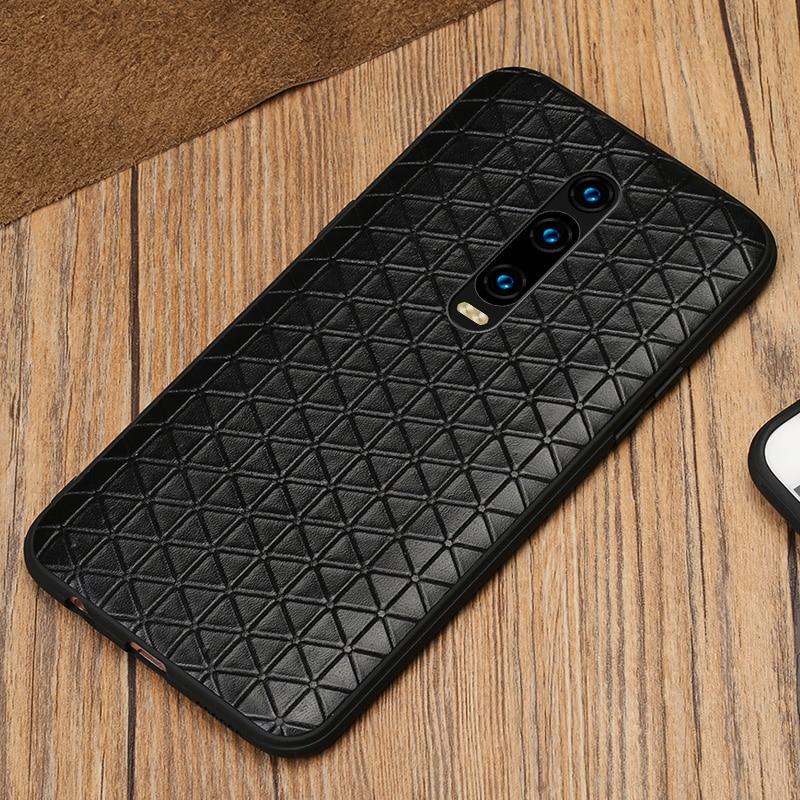 Genuine Leather Phone Case For Xiaomi Redmi K20 Note 8 Note 7 5 Plus 4x 7A 360 Protective Cover For Mi 9 9T Pro 9 SE 8 8Lite A3
