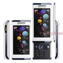 Sony ericsson aino u10 original, telefone celular, 3g, 8.1mp, wifi, desbloqueado, recondicionado, teclado russo