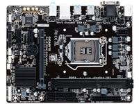 Gigabyte GA-B150M-D2V DDR3 데스크탑 B150M-D2V DDR3 B150 LGA 1151 코어 i7 i5 i3 16G SATA3 USB3.0 M.2 중고 보드