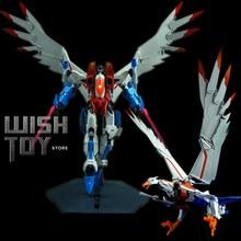 Экшн-фигурка робота TT трансформер PF-01 PF01 Red Falcon starcry G1 Red Spider, коллекционные игрушки
