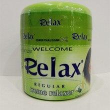 Горячая Распродажа расслабляющий волос Обычный крем релаксер 200 мл