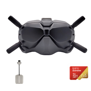 Image 2 - DJI FPV Goggles VR Glasses With Long Distance Digital Image Transmission low Latency and Strong Anti Interfe original in stock