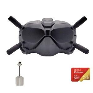 Image 2 - DJI FPV 고글 VR 안경 장거리 디지털 이미지 전송 낮은 대기 시간 및 강력한 Anti Interfe 원본 재고 있음