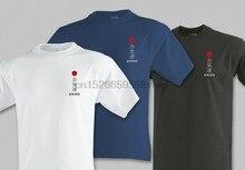 Camiseta m. druck karate judo aikido taekwondo zur auswahl fruta do tear