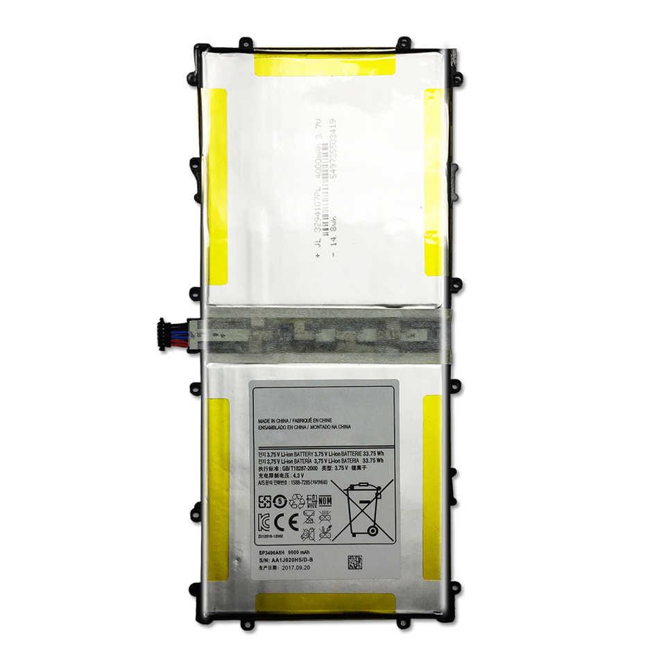 Untuk Samsung Galaxy Tab Pro/S 8.4/Nexus 10 GT-P8110 P8110 SM T325 T320 T700 T705 Bateria T4800E EB-BT705FBE Baterai Tablet