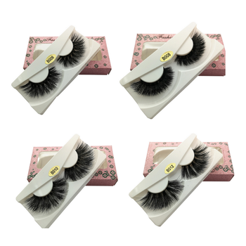 Mink Lashes 3D Mink Eyelashes 100% Cruelty free Lashes Handmade Reusable Natural Eyelashes Popular False Lashes Makeup - DISCOUNT ITEM  30% OFF All Category