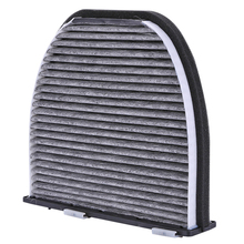 VODOOL Activated Carbon Cabin Filter Auto Air Conditioner Replacement Filter Accessories For Mercedes-Benz W204 W212 2128300318