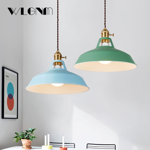 Pendant Light modern pendant ceiling lamps luminary Loft hanging lamp colorful Hanging light suspension luminaire home lighting