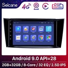 Seicane אנדרואיד 8.1 רכב GPS מולטימדיה נגן gps עבור 2001 2002 2010 מרצדס בנץ E class W211/CLS W219/CLK W209/G class W463
