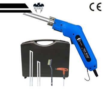 Hot Knife Foam Cutting Tools Fabric Cutting 150 W Hot Knife Heat Knife Cutter 2 pcs Blade Kit Hot Knife Set 110V/220V