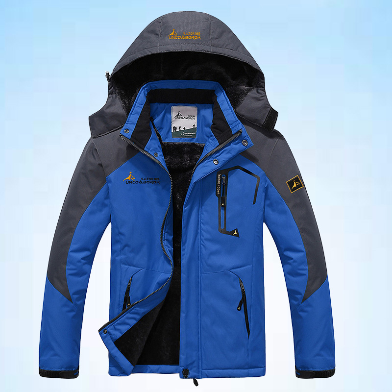 Winter Waterproof Snowboard Ski Jacket For Men Outdoor Sport Warmth Brand Coat Hiking Camping Trekking Skiing Male Snow Jackets