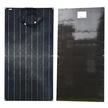 Monocrystalline Solar-Panel Photovoltaic Camping-Boat Flexible 200w ETFE 100w 18V Ce