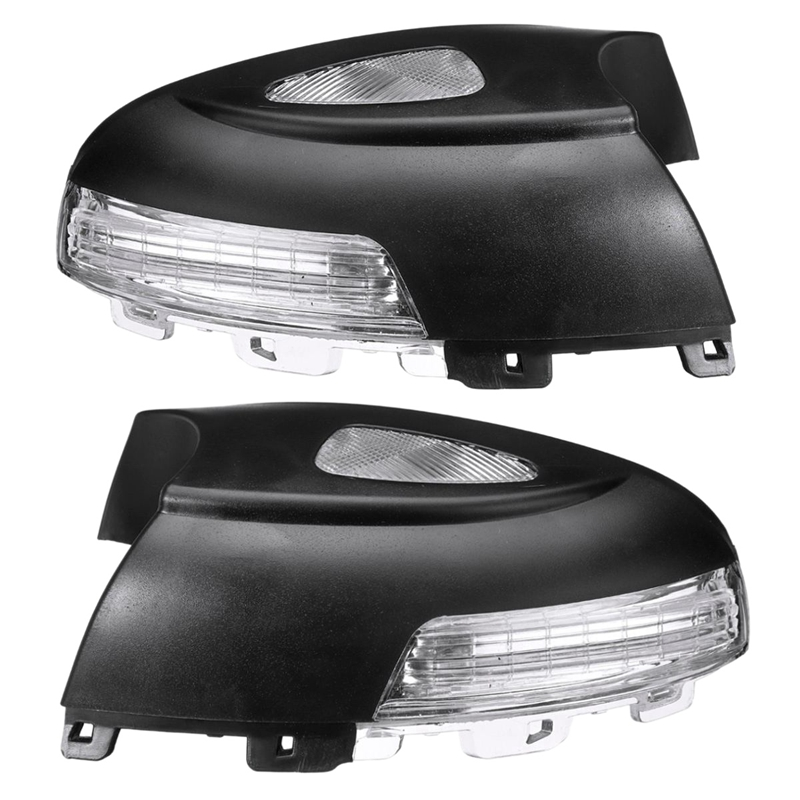 Car Left Right Rearview Side Mirror Turn Signal Led Repeater Light Lamp For V w Sharan 2012 <font><b>2013</b></font> 2014 <font><b>Tiguan</b></font> 2007 2008 2009 image