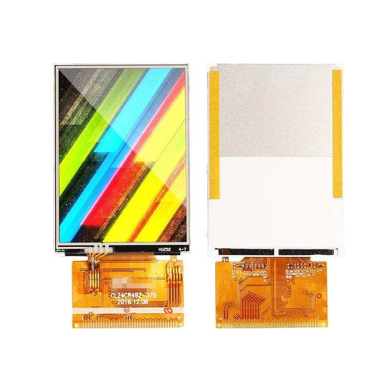 2,4 дюймовый TFT ЖК-экран с сенсорной панелью, чип ILI9341 240(RGB)* 320 8/16Bit 37PIN интерфейс для DSO150 DSO138 MCU 51 STM32 ARM