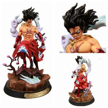 One piece grandista nero portgas.d.ace · one piece grandista nero monkey. Anime One Piece Wano Luffy Gear 4 Snakeman Gk Statue Pvc Action Figure Collectible Model One Piece Kimono Luffy Figure Toys Doll Buy At The Price Of 45 35 In Aliexpress Com Imall Com