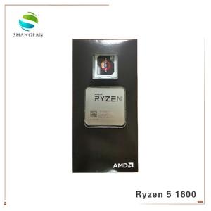 Image 3 - AMD Ryzen 5 1600 R5 1600 3.2 GHz 6 Core 12 Thread 65W CPU โปรเซสเซอร์ YD1600BBM6IAE ซ็อกเก็ต AM4 Cooler Cooling พัดลม
