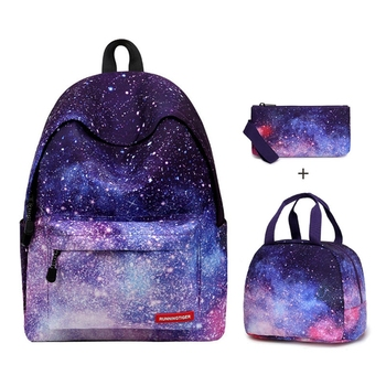 Back to School Backpacks For Girls Kids Primary Bags Children Bookbag Set Waterproof Middle Womens College - discount item  50% OFF School Bags