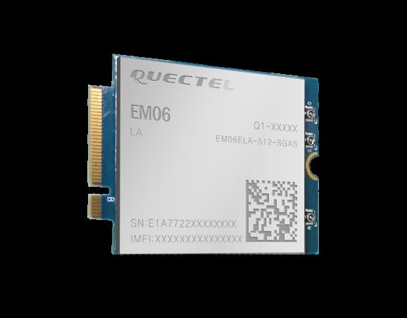 EM06-E M.2 Module Cat6 LTE Module 4G Module , NGFF Interface,EM06ELA-512-SGAS 100% Brand New Original