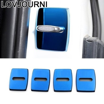 Door Lock Interior Auto Automovil Automobile Covers Bright Sequins Sticker Strip Parts Trim 13 14 15 16 17 18 FOR BMW X4 series
