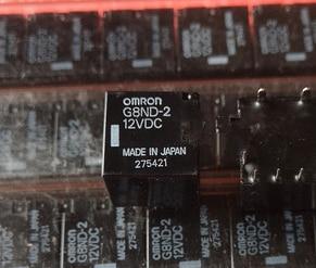 Новый G8ND 2 12VDC G8ND 2 12VDC pin8 10 шт./лот|Реле|   | АлиЭкспресс