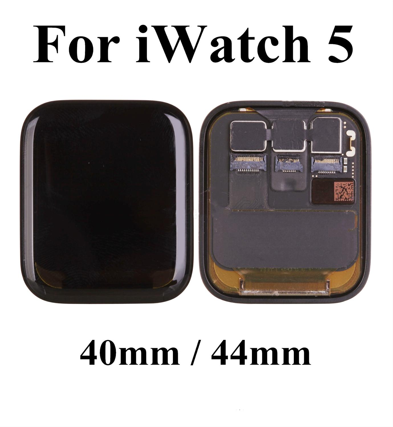 For Apple Watch 5 Series 5 LCD Sinbeda Original LTE / GPS Display Digitizer Assembly For iwatch 5 Series5 S5 40mm 44mm LCD image