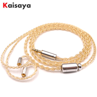 3.5/ 2.5/ 4.4mm Balanced Upgraded Customize Headphon Earphone Cable Sterling silver plated wire HiFi Headset line se846 T1117