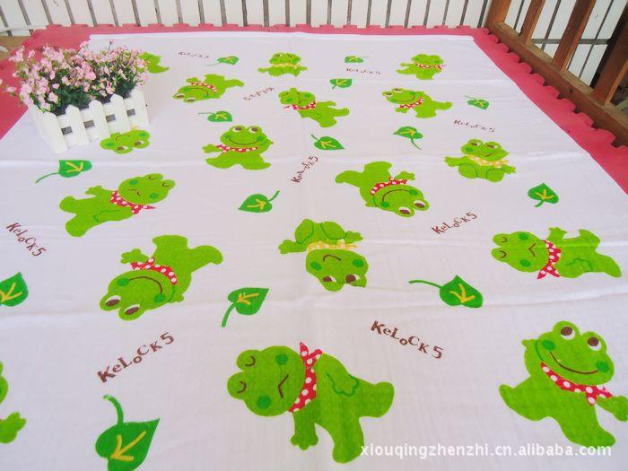 Double Layer Cotton Hive Gauze Towel Cartoon BABY'S Bath Towel Hive Gauze Large Children's Quilt