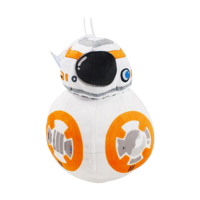 16cm Movie Anime Animal Force Awakens Star Wars BB8 Figure Toy Plush Stuffed Collectible Soft Toy Gift TV & Movie Character