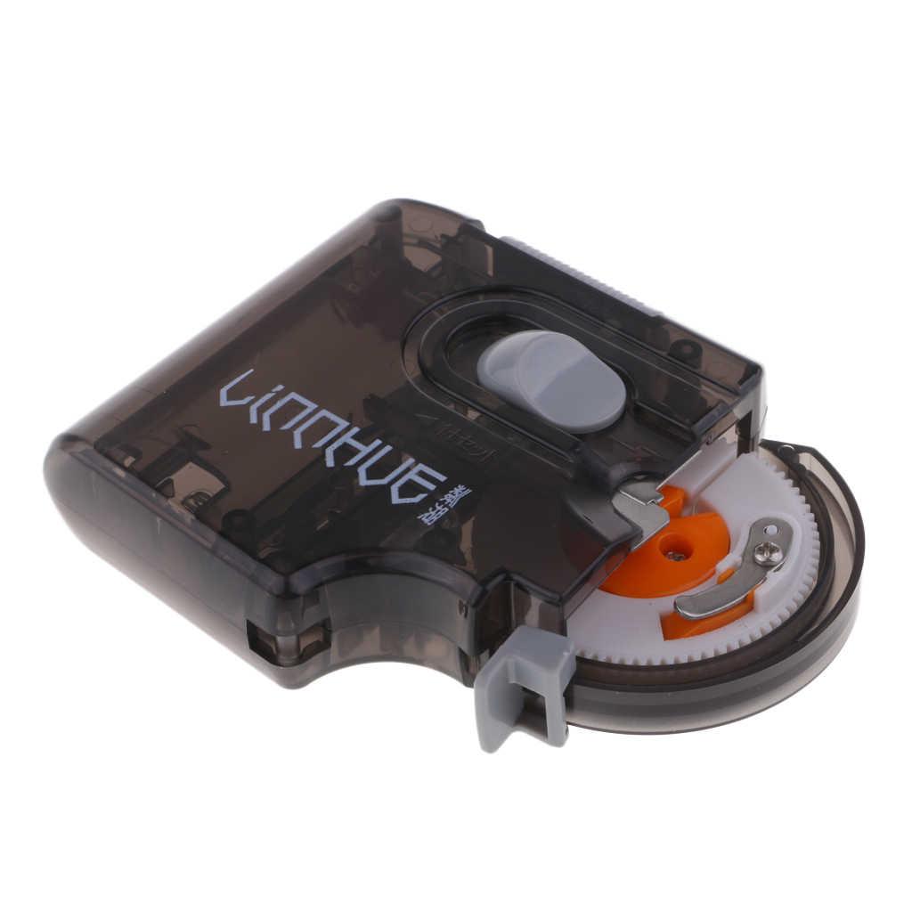 電気自動釣りフック一層ツール便利な釣り針 Tyer マシン結束装置タイノット釣りアクセサリー