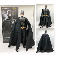 50cm crazy toys Super Hero Batman 3 The Dark Knight Rises Batman PVC 1/4TH Scale Collectible Figure